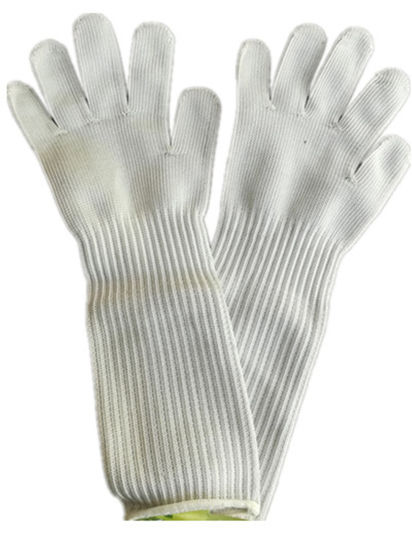 Steel Wire  Cut Resistant Glove pictures & photos
