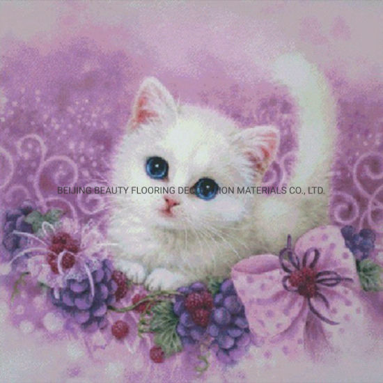 Cat Crystal Diamond DIY Special Shape Diamond Painting Custom Photo pictures & photos