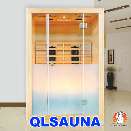 2019 New Sauna Room L2tpn 2 Person Infrared Sauna