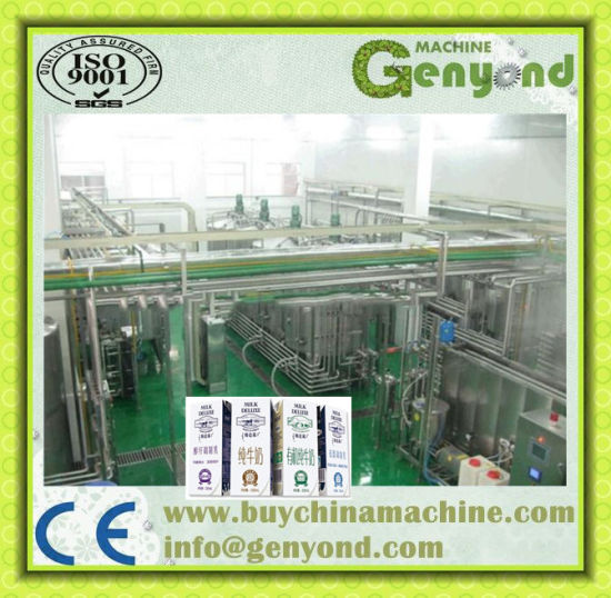 Milk Filling Machine Dairy Processing Machinery pictures & photos