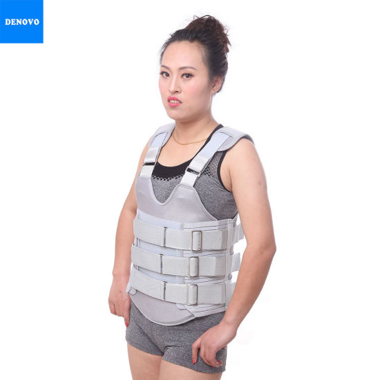 High Quality Postoperative Breathable Tlso Lumbar Support