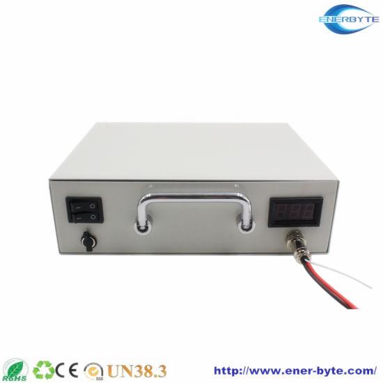 Lithium/Li-ion Battery/LiFePO4 Battery 22.4V 20ah for High-Speed Railway