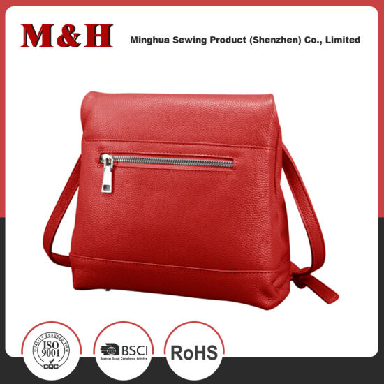 Personality Multi-Pocketed Branded Women Fashion Handbag pictures & photos