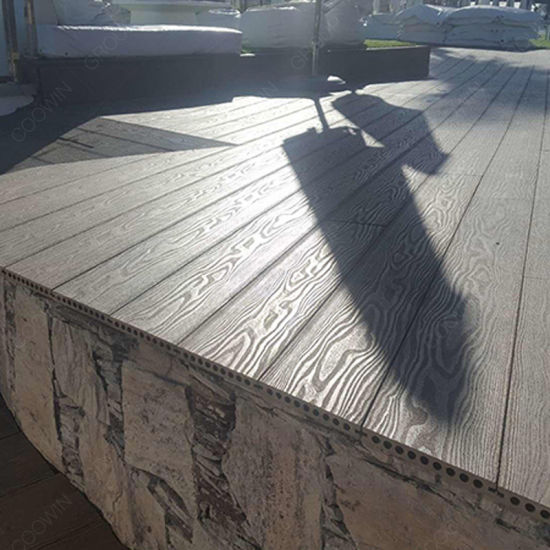 China Wholesale Composite Decking Plastic Wood