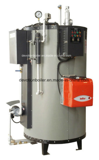 China Small Gas & Oil & Dual Fuel Steam Generator - China Steam ...