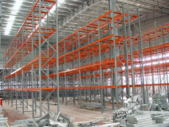 Heavy Duty Pallet Rack for Warehouse pictures & photos
