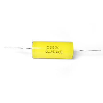 Axial Lead Type Film Capacitor (Cbb20 335/250) Tmcf20 pictures & photos