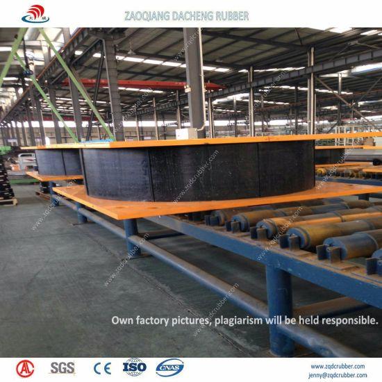 LRB for Bridge and Building Base Construction