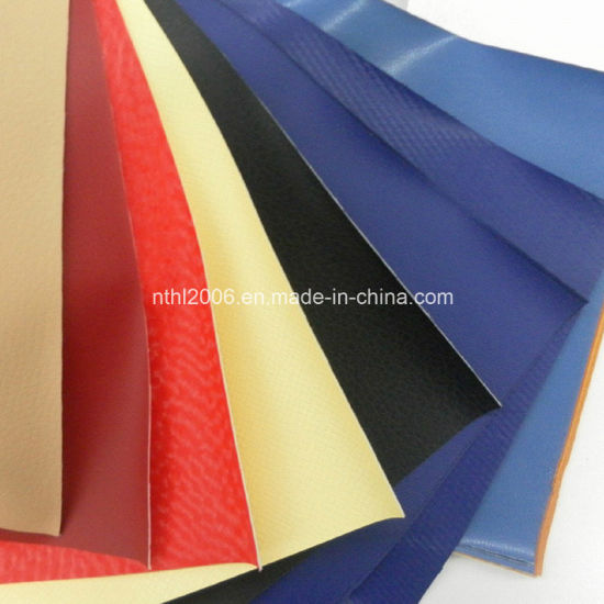 PU Synthetic Leather for Garment (HL026-2) pictures & photos