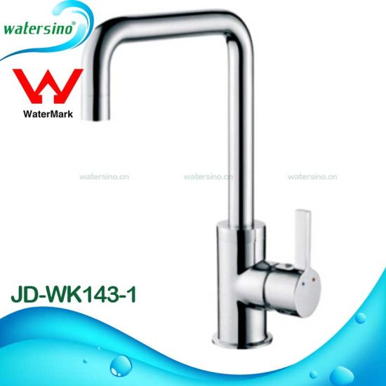 China High Quality Chrome Brass Kitchen Sink Sanitary Faucet - China ...