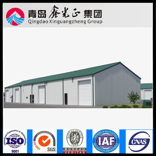 Light-Weight Steel Structure Warehouse (SSW-57)