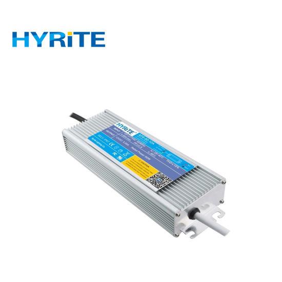 100-277V 60W 100W 200W Waterproof Electronic LED Driver