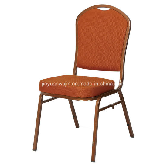 Cheap Metal Stacking Hotel Restaurant Hall Chairs (JY-B07)