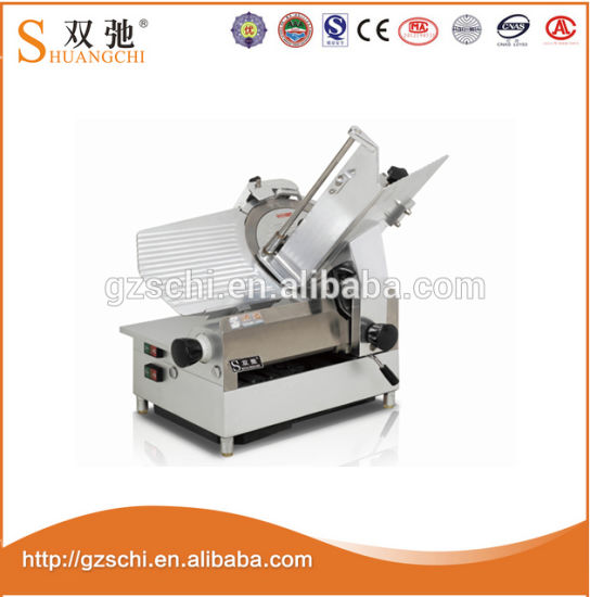 Fully Automatic Meat Slicer Cutting Meat Processing Machinery 13 Inches pictures & photos