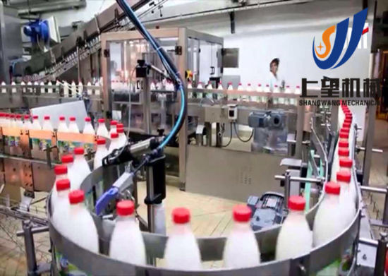Complete Uht/ Pasteurized/ Yogurt Milk Production Line pictures & photos