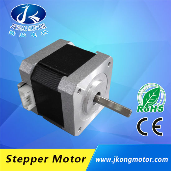 NEMA 17/42*42mm 4wire Electric Hybrid Stepper Stepping Motor for 3D Printer pictures & photos
