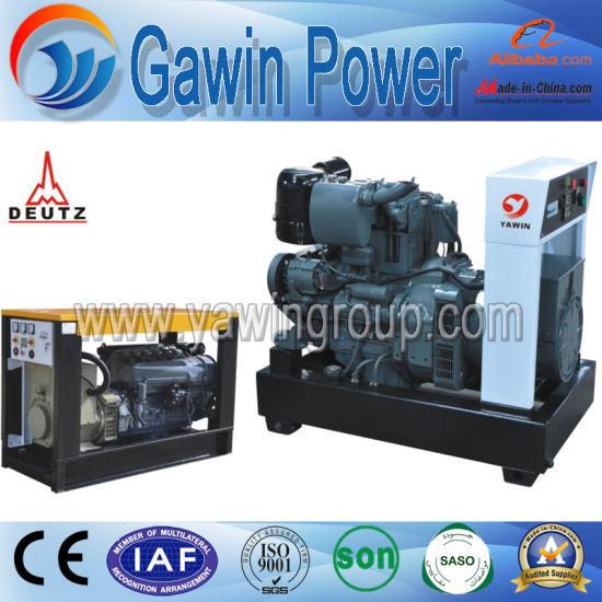 20kw Open Type Electric Deutz Power Diesel Generator