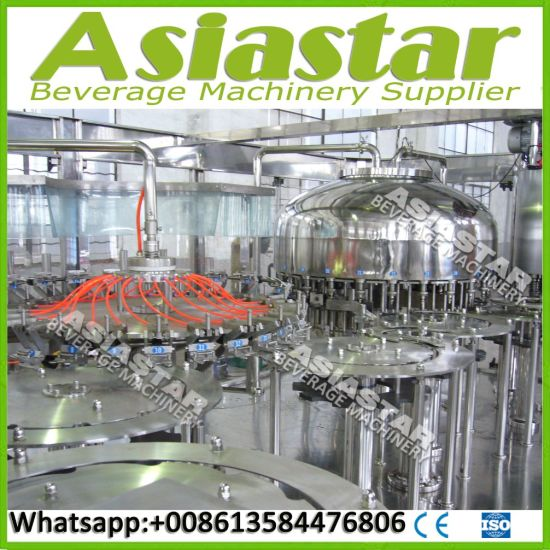 Automatic Pure Water Producing Mamufacturer Mineral Water Filling Machine Price pictures & photos