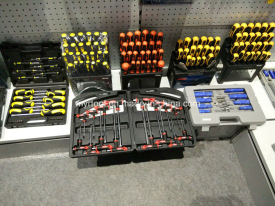 Hot Sale-87PCS Socket Drill Combination Tool Set (FY1087B) pictures & photos