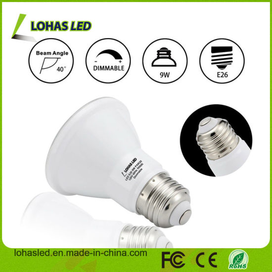 UL Approved LED Spotlight E27 PAR20 PAR30 PAR38 9W 15W 20W LED PAR Light pictures & photos