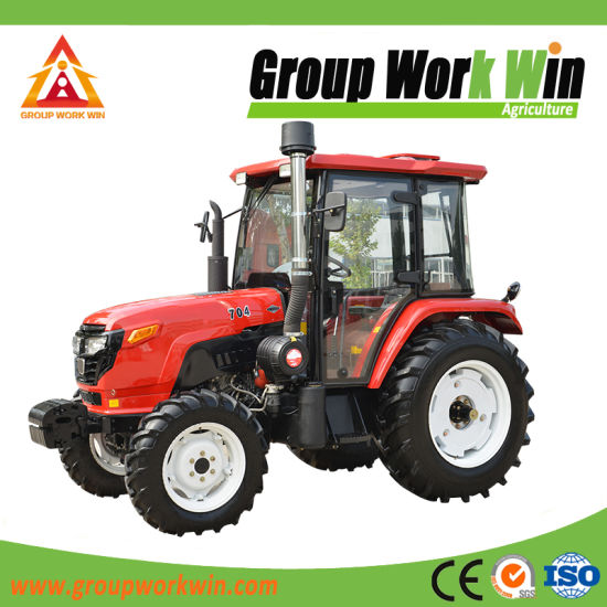 Hot Sale High Quality Diesel Engine Small Wheel Tractor Made in China