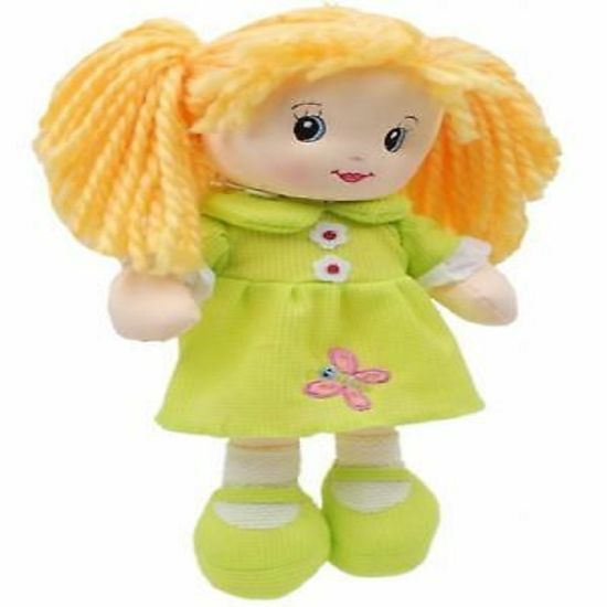 China ICTI BSCI Audited Manufactured Children Plush Toys Cloth Fabric Doll