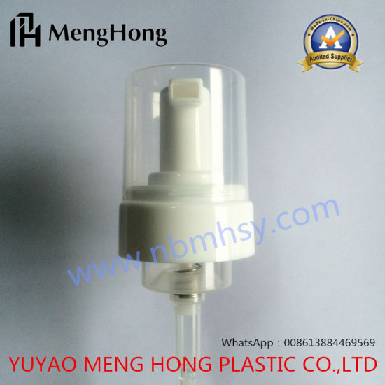 Foam Pump with Overcap for Sanitizer
