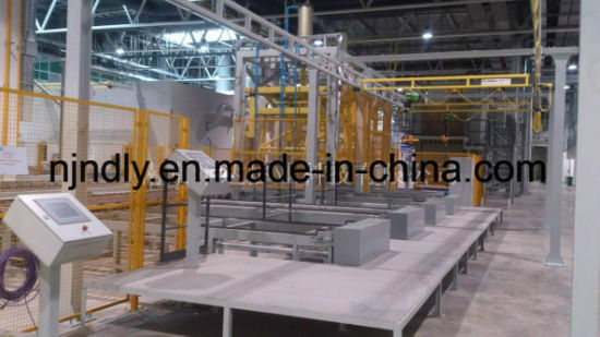 T6 Solution and Aging Furnace for Cylinder Block/Head pictures & photos