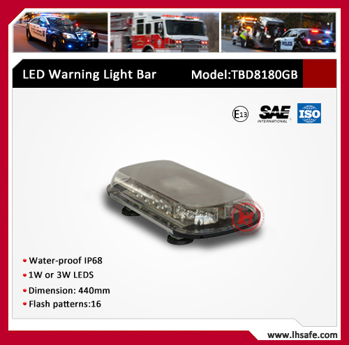 Mini Warning Light Bar (TBD8180GB) pictures & photos