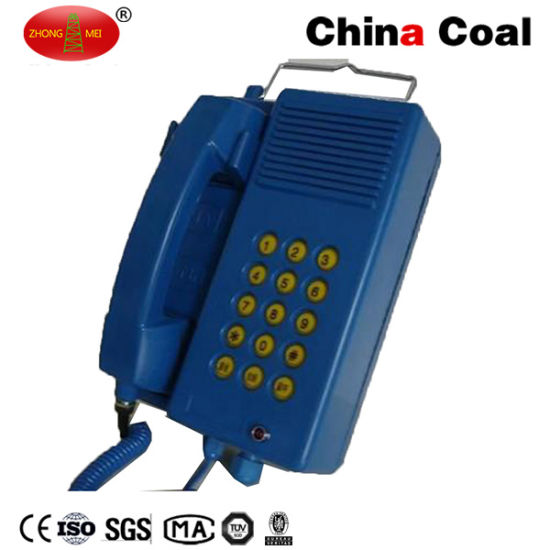 Waterproof Mining Automatic Telephone Miner Safe Phone Price pictures & photos