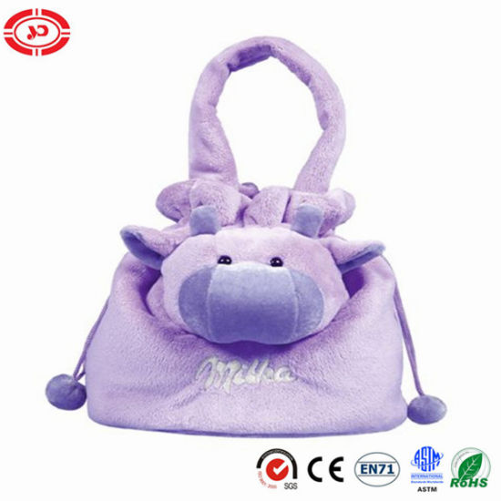Milka Purple New Type Oem Cow Candy Bag For Kids