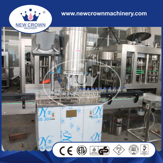 Automatic Single Head Bottle Capping Machine pictures & photos