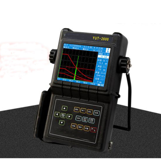 Waterproof, Oil Proof and Dust Proof Digital Ultrasonic Flaw Detector pictures & photos