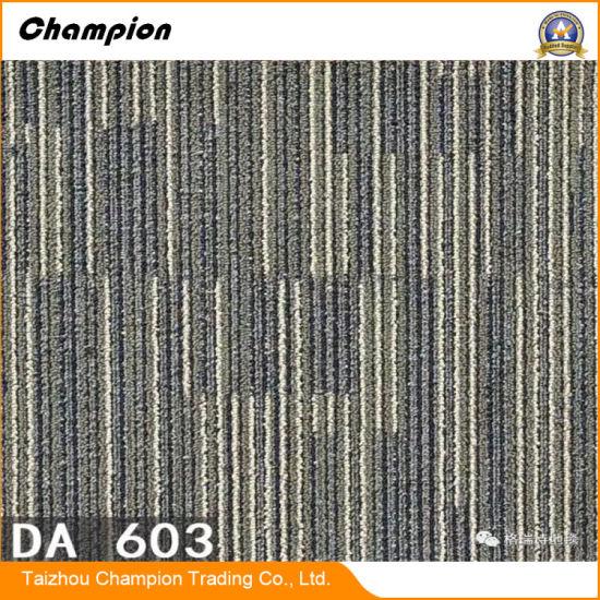 square carpet tiles. Da600-700 PP Carpet Tile With PVC Backing; 50cm*50cm Square For Showroom And Office Room Tiles A