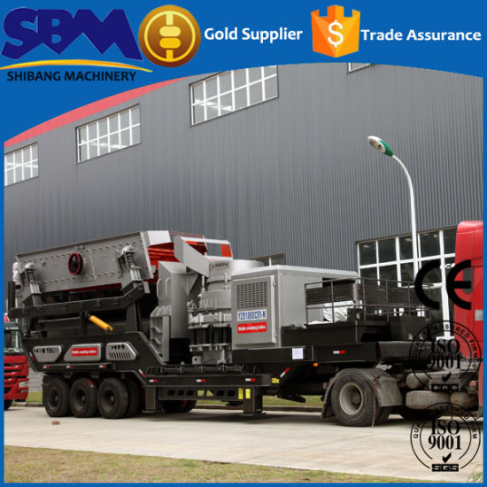 Mobile Stone Crusher, Mobile Crusher for Aggregates pictures & photos