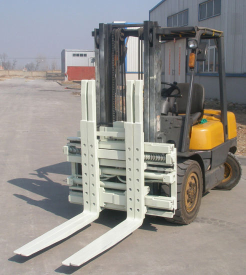 Single/Double Pallet Handler for Forklift pictures & photos