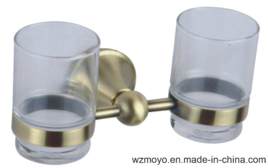 Bathroom Accessories Tumbler Holder In Bronze
