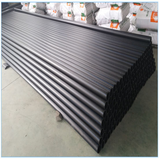 HDPE Stainless Steel Composition Pipe