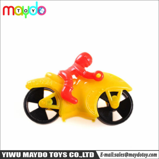 Wholesale Cheap Bulk Small Plastic Toys Mini Motorcycle for Food Candy Filler Promotional Gifts Prizes Toys pictures & photos