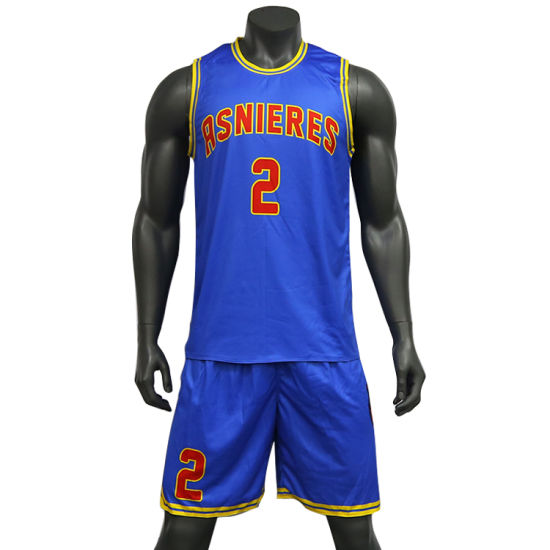 cab3bc0b404 New Design Basketball Jerseys Uniform Design Reversible Cheap Custom  Basketball Uniforms pictures   photos