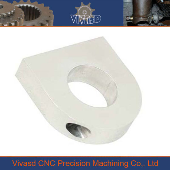 China Fork Tube CNC Clamps - China Aluminum Fork Tube Clamps