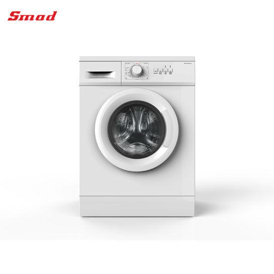Portable Fully Automatic Front Loading Washing Machine