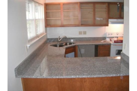 Hottest Customized Beige Granite Kitchen Countertop pictures & photos