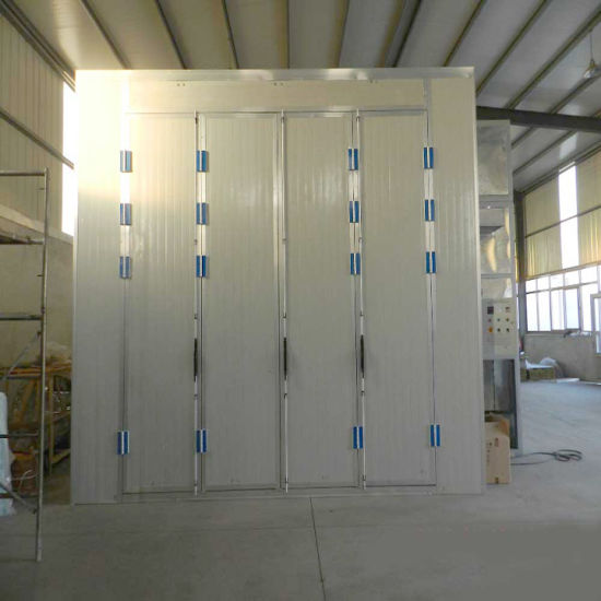 Large Model Bus/Truck Industrial Paint Spray Booth