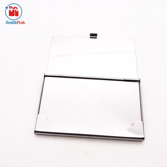 China custom name card holderbusiness card holdermetal cardcase custom name card holderbusiness card holdermetal cardcase reheart Gallery
