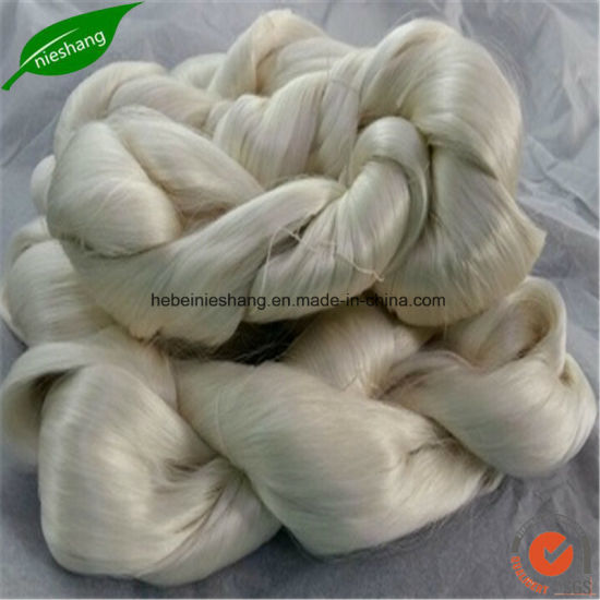 China 20 22D Raw Silk 100% Mulberry Raw Silk Yarn pictures & photos