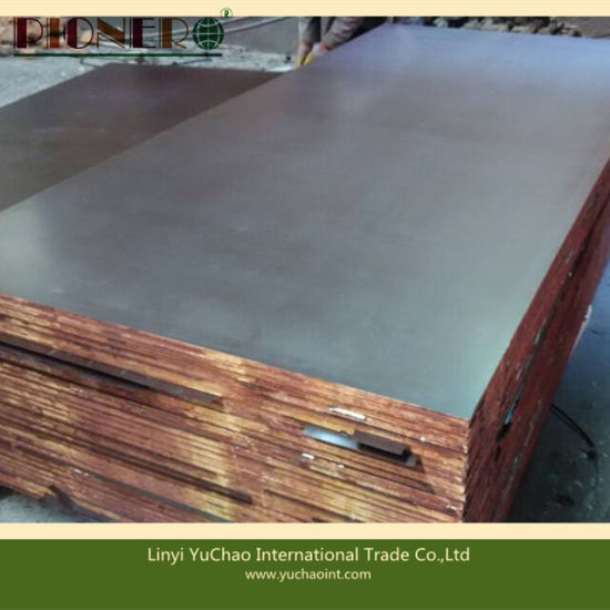 1250X2500X21mm WBP Glue Brown Film Faced Plywood Plywood