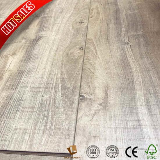 China Factory Of Durable Crystal Crystal Lock Laminate Flooring
