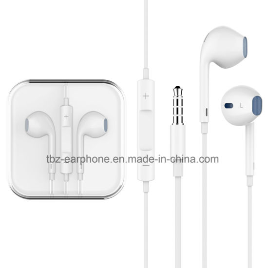 in-Ear High Quality Sound Stereo Sport iPhone5&6 Headphone