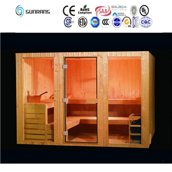 2017 Hot Sale 1-8 Person Big Size Traditional Steam Infrared Sauna pictures & photos